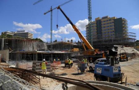 Bauunternehmen auf Mallorca gehören zu den größten Schuldnern was die Steuerzahlungen angeht.