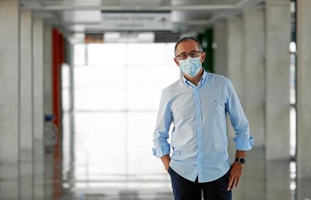 """Javier Arranz, Arzt und Sprecher des Anti-Covid-19-Komitees der Balearen: """"Es hat nicht einen einzigen Ausbruch gegeben, der durch einen internationalen Touristen verursacht wurde."""""""