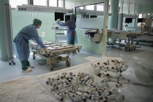 Die Intensivstationen auf den Balearen haben in den vergangenen sieben Tagen fast 30 Prozent weniger Covid-Patienten verzeichnet.