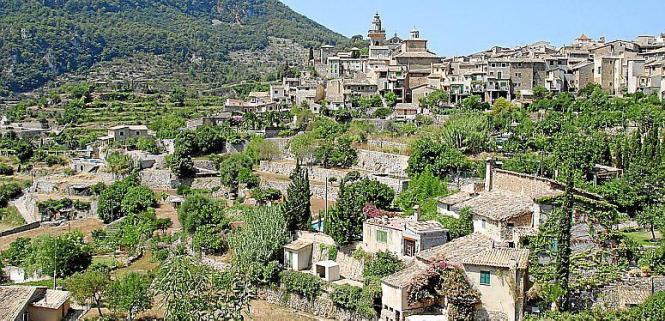 In Valldemossa verdienen die Menschen für spanische Verhältnisse viel.
