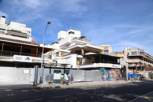 """In Palmas Stadtteil El Terreno wird kräftig investiert und das teilweise etwas """"marode"""" Stadtviertel deutlich aufgewertet."""