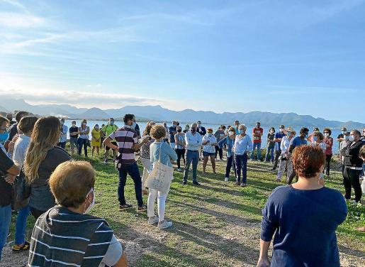 Anwohner und Politiker zogen am gleichen Strang. Niemand wollte den geplanten Beachclub am Naturstrand bei Alcúdia. Jetzt hat der Betreiber das Vorhaben abgeblasen.