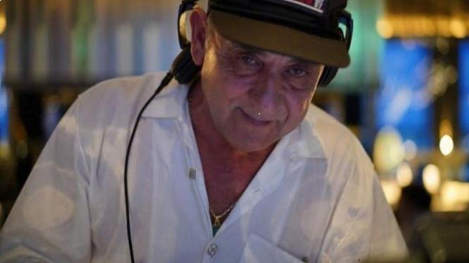 José Padilla in Aktion als DJ.