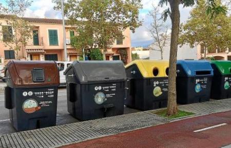 Die braunen Tonnen werden immer mehr. Jetzt bekommt auch Palmas beliebtes Viertel Santa Catalina endlich die Biotonnen.