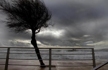 Am Montag wird es ungemütlich auf der Insel.
