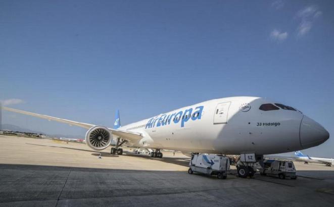 Air Europa soll mit staatlicher Hilfe gerettet werden.