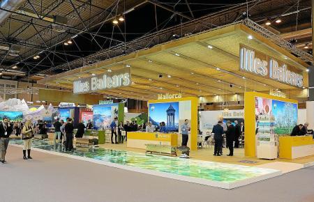 Die ITB ist auch für Mallorca ein wichtiges Marketing-Instrument.