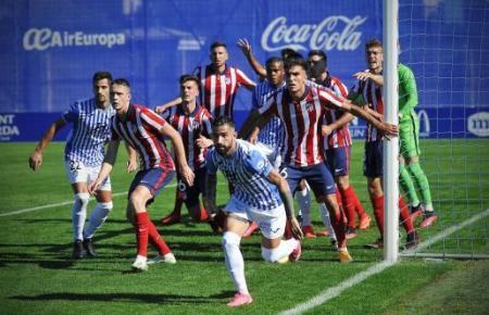 Am vergangenen Sonntag haben die Blau-Weißen von Atlético Baleares die B-Mannschaft von Atlético Madrid zu Gast gehabt.
