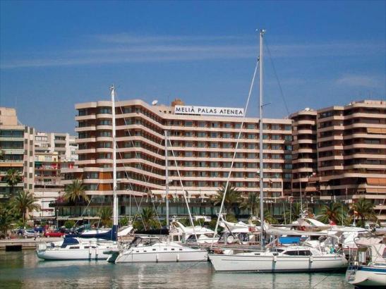 Meliá-Hotel in Palma de Mallorca.