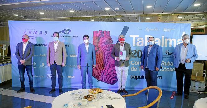 Auch in diesem Jahr findet der beliebte Tapa-Wettbewerb TaPalma statt.