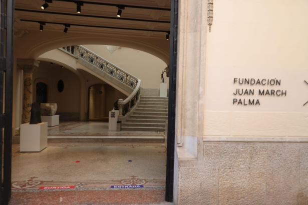 Sitz der Fundación Juan March in Palma.