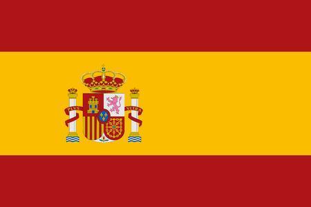 Spaniens Fahne