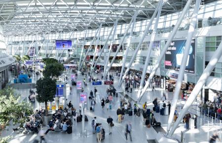 Zwischen Palma und dem Airport Düsseldorf in NRW gibt es auch in diesem Winter Verbindungen.