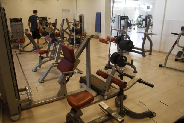 "Gilt als ""Superspreader""-Ort: Fitnessstudio."