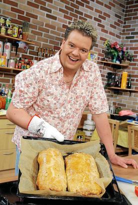 Wenn Pierre Kreißl Brot sieht, ist er in seinem Element.