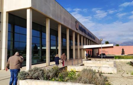 Geschädigt durch die Diebstähle ist das staatliche Krankenhaus in Inca in der Inselmitte von Mallorca.