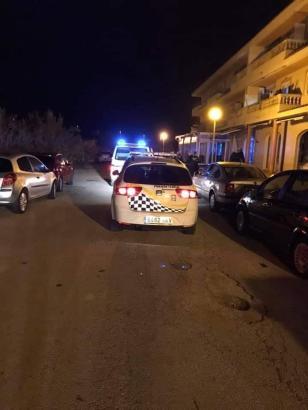 Archivbild von Lokalpolizisten im Einsatz auf Mallorca.