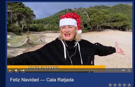 Auch Gudi Schade lässt ihre Stimme in dem Video erklingen.