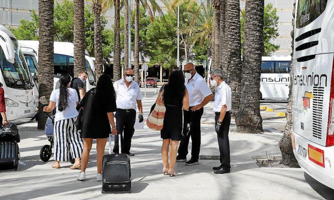 Hoteliers rechnen mit einer hohen Buchungsanfrage nach Mallorca.