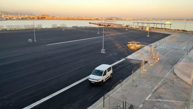 Der Kreuzfahrthafen von Palma ist für die Post-Covid-Ära gerüstet.