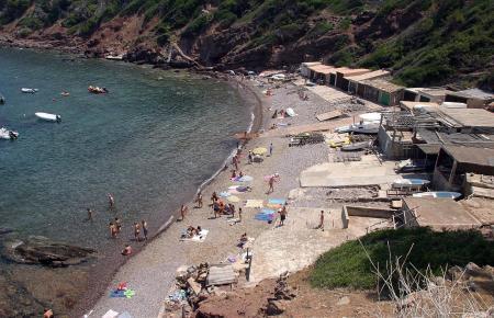 Mallorca. Port des Canonge
