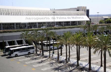 An Palmas Flughafen Son Sant Joan sollen diese Woche 1.500 Maschinen starten und landen.