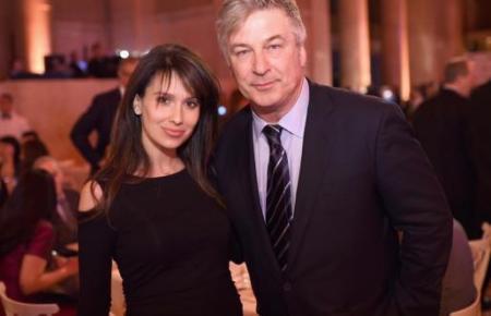 Alec und Hilaria Baldwin.