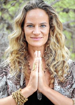 Nina-Gyana Schweser entdeckte 2012 auf Bali die Liebe zur Meditation.