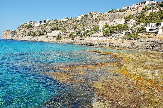 Der Traum von der Zweitimmobilie am Meer wie hier in der Cala Llamp im Südwesten von Mallorca ist für potenzielle Käufer nördlich der Alpen weiter von Interesse.
