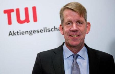 Tui-Chef Fritz Joussen.