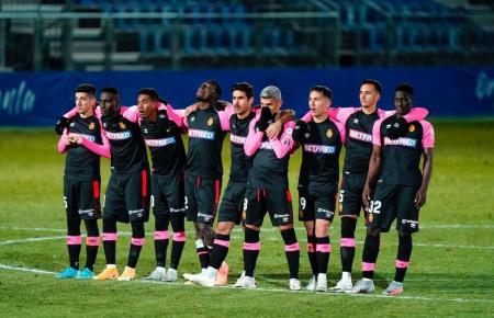 Real Mallorca verliert im Pokalspiel.