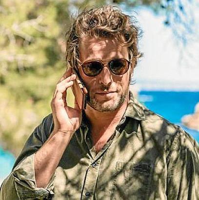 Julian Looman spielt den Ermittler Max Winter vor traumhafter Kulisse.