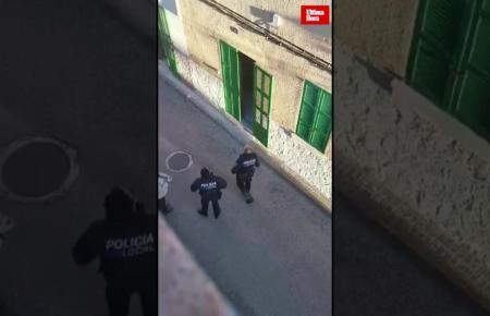Video von dem Vorfall in Alcúdia.
