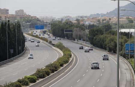 Ab kommendem Monat wird die Geschwindigkeit auf der Ringautobahn reduziert.