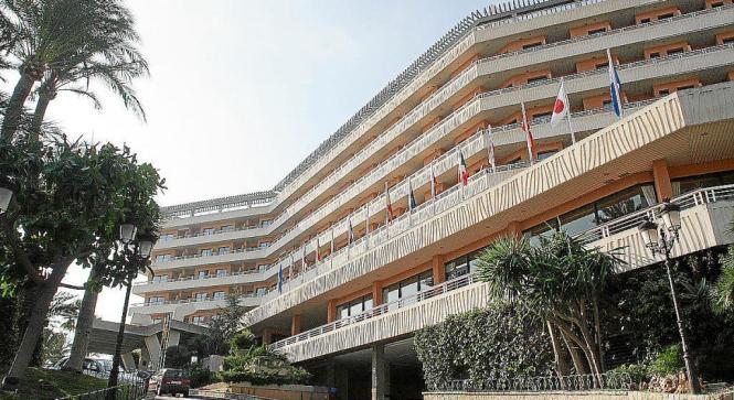 Das Valparaiso Palace hat noch geöffnet.