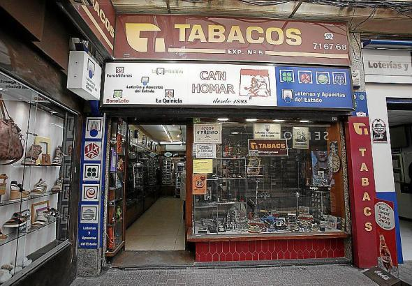 Tabakläden dürfen auch Sonntags öffnen.