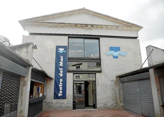 Das Theater befindet sich in Palmas Fischerviertel El Molinar.