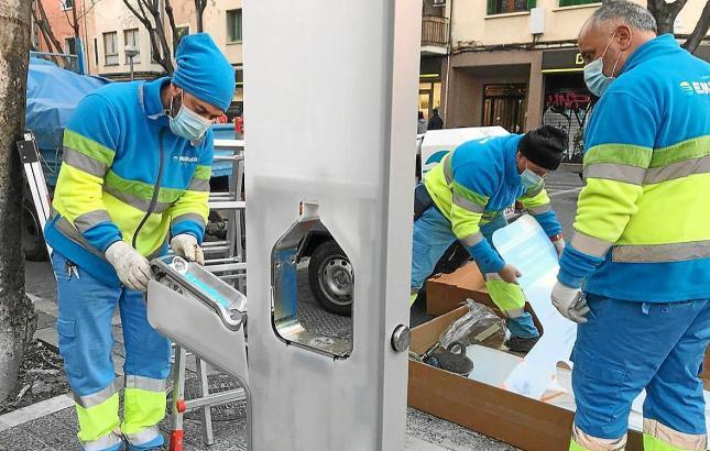 An mehreren Orten in Palma sollen Trinkwasserspender installiert werden.