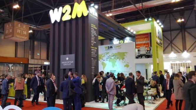 """Die Reiseagentur """"World to Meet"""" beschäftigt 330 Mitarbeiter auf Mallorca."""