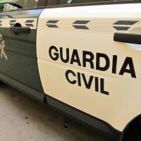 Die Guardia Civil löste die Party auf.