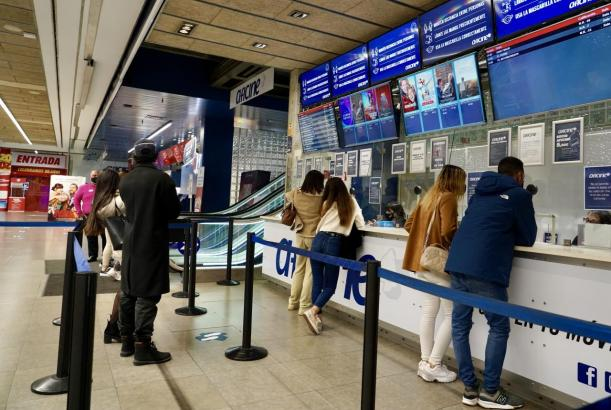 Das Kino Ocimax bleibt vorerst montags und dienstags geschlossen.