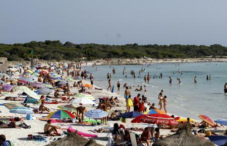 Wann die Strände auf Mallorca wieder richtig gut besucht sein werden, das vermag niemand zu sagen.