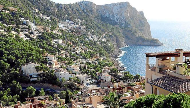 Die Küstenorte der Gemeinde Andratx zählen zu den Ecken auf Mallorca, in denen sich Briten gerne einen Zweitwohnsitz zulegen.