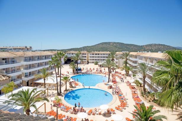 Der Hotelkomplex befindet sich in der Gemeinde Calvià.