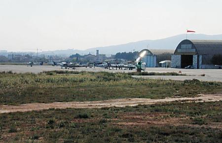 In früheren Zeiten wurde der komplette Flugverkehr von Mallorca in Son Bonet bei Marratxí abgewickelt.