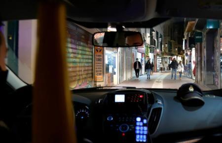 Der Vorfall ereignete auf der Straße Manacor in Palma.