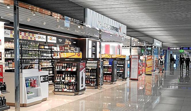 Alleine im Flughafen-Hauptgebäude erstrecken sich Läden und Lokale auf rund 20.000 Quadratmetern Fläche.