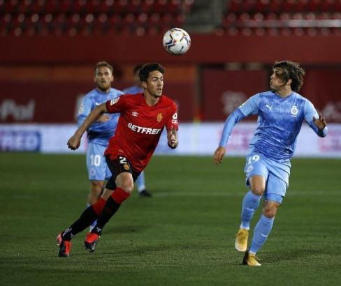 Real Mallorca ist derzeit Tabellenführer.