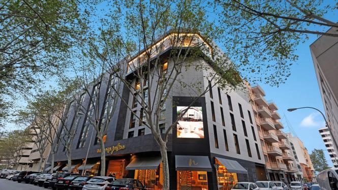 Das Protur-Hotel Naisa Palma hat derzeit geöffnet.