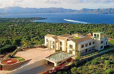 Die Villa galt als teuerste Immobilie Spaniens.